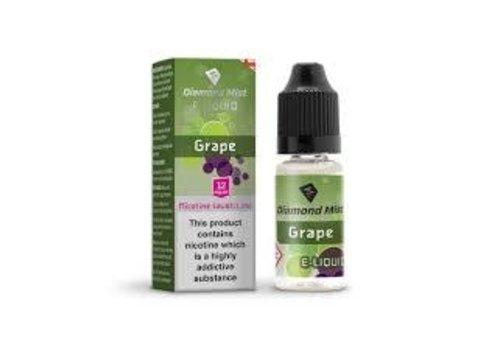 Diamond Mist Liquid East Grape