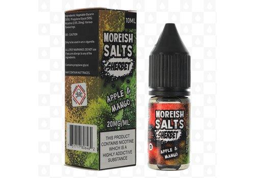 Moreish Puff Nic Salt - Sherbet Apple & Mango