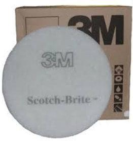 3Mpad 3M Pad Scotch-Brite  Wit