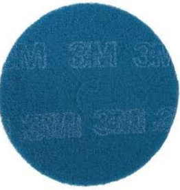 3M 3M Pad Scotch-Brite Blauw