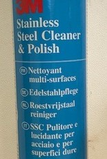 3Mpad 3M Stainless Steel Cleaner & Polish