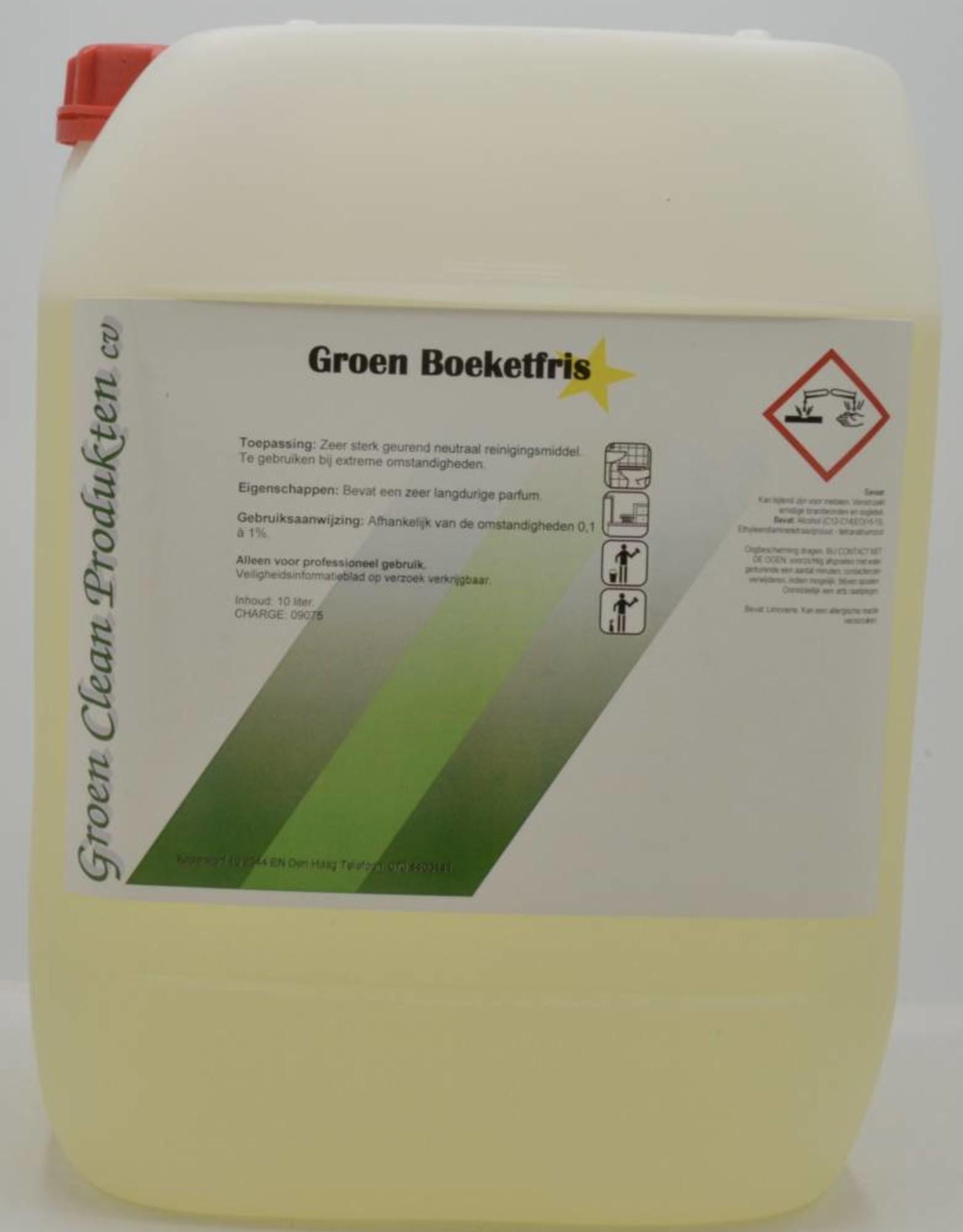 Groen Clean Groen Boeketfris