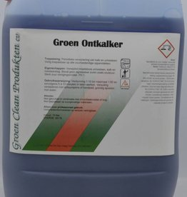 Groen Clean Groen Ontkalker, 10ltr.
