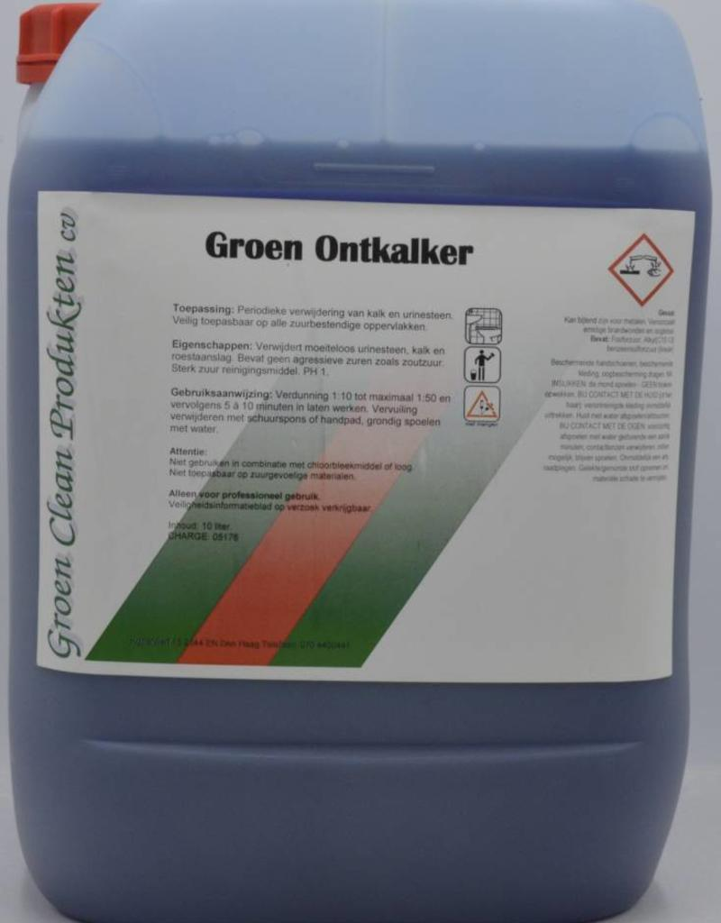 Groen Clean Groen Ontkalker