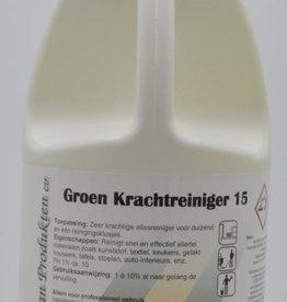 Groen Clean Groen Krachtreiniger 15, 2ltr.