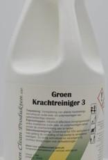 Groen Clean Krachtreiniger 3