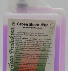 Groen Clean Groen Micro d'Or
