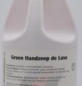 Groen Clean Groen Handzeep de Luxe, 2ltr.