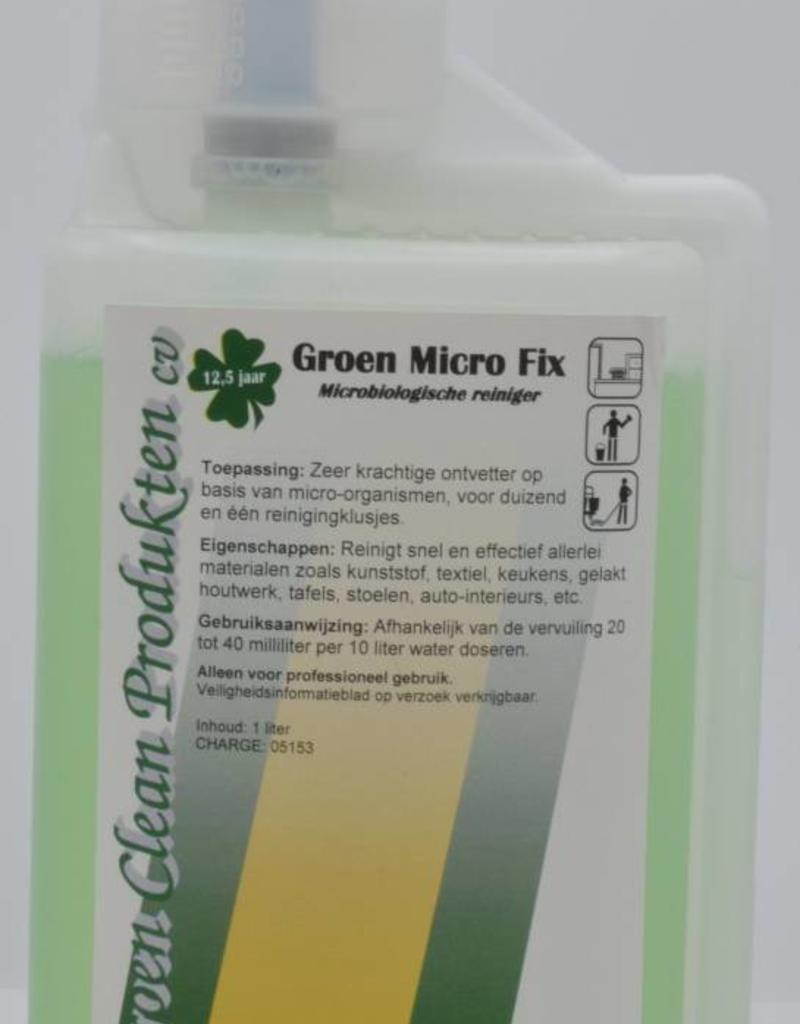 Groen Clean Huismerk Groen Clean microbiologische reiniger