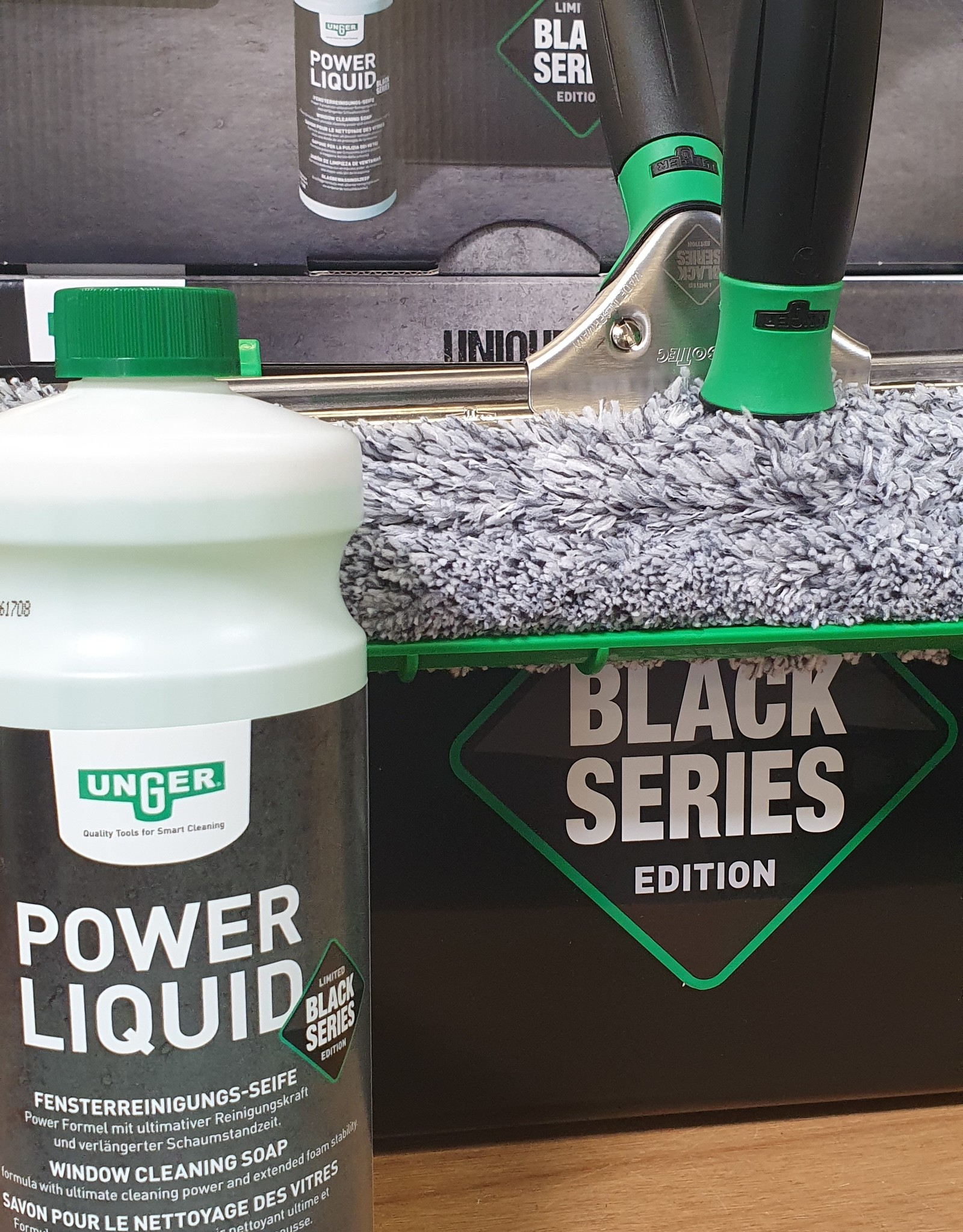 Unger Unger Window Cleaning Kit