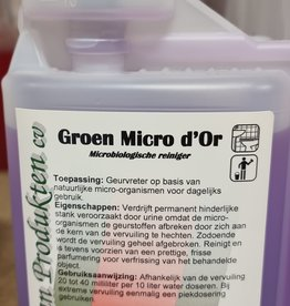 Groen Clean Groen Micro d'Or,  5ltr.