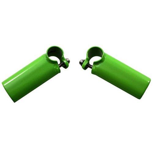 Alpina bar end 24/26 trial green