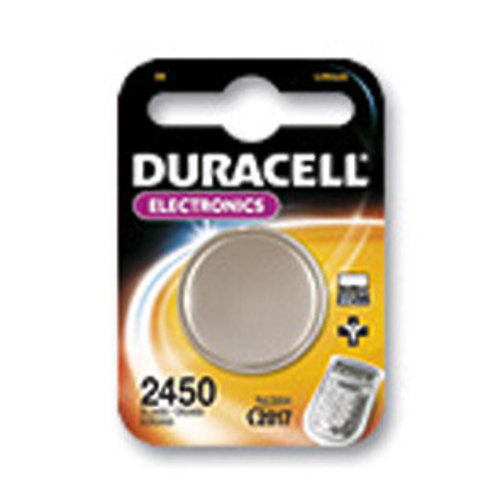 Duracell batterij CR2450 lithium
