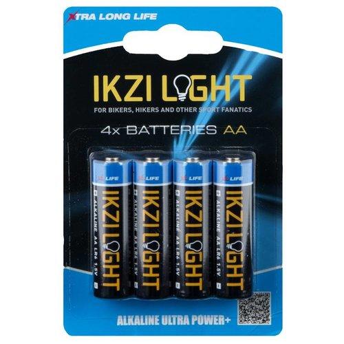 IKZI batterij alkaline AA