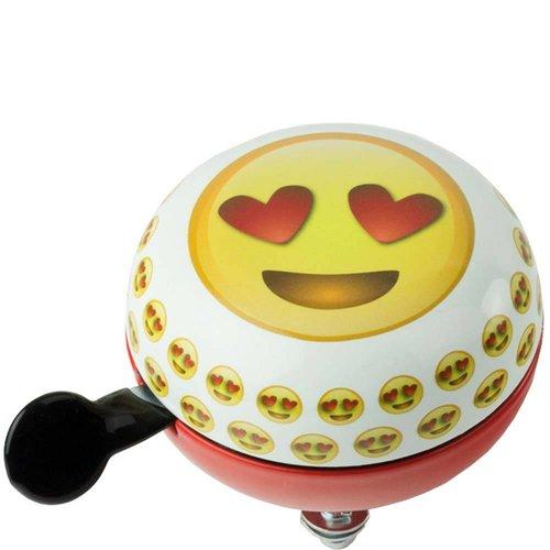 Widek bel emoticon heart 80mm