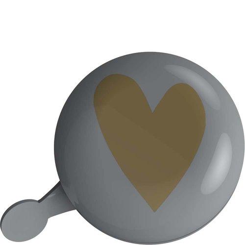 Urban Proof bel 80mm hart goud/zilver