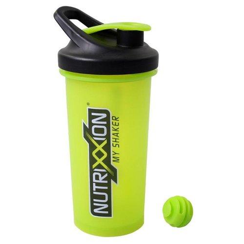 Nutrix shaker 700ml groen