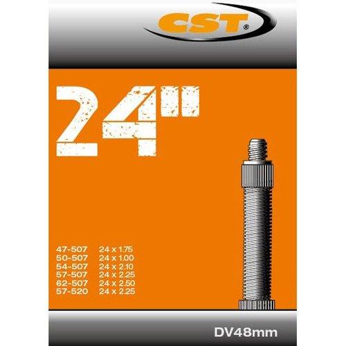 CST binnenband 24x1.75/2.125 hv 48mm