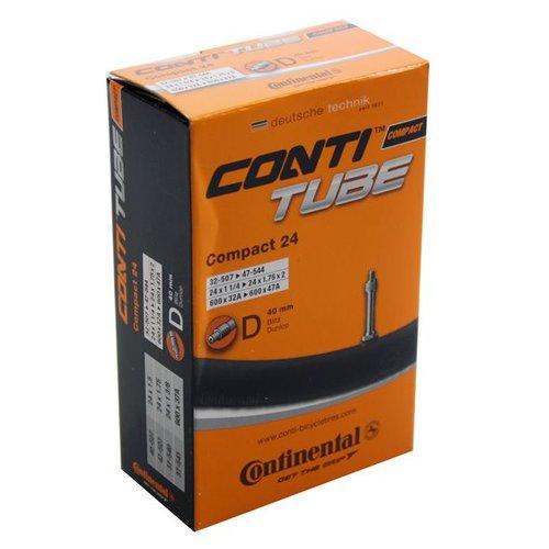 Continental Continental binnenband 24x1.75-3/8 hv 40mm