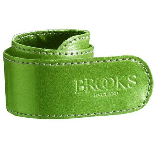 Brooks Brooks broekklem leer groen