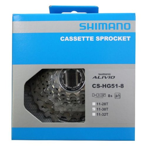 Shimano Shimano cassette 8v 11/30 HG51