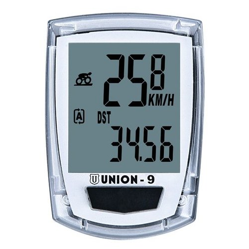 Union  Union fietscomputer 9f