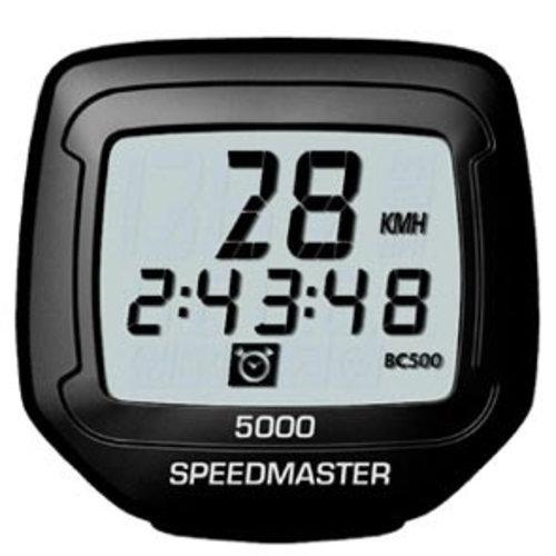 Sigma Sigma fietscomputer 5000 Speedm