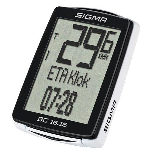 Sigma Sigma fietscomputer BC1616