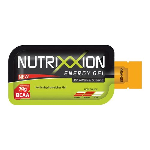 Nutrix gel sinaasappel cafeine 44g