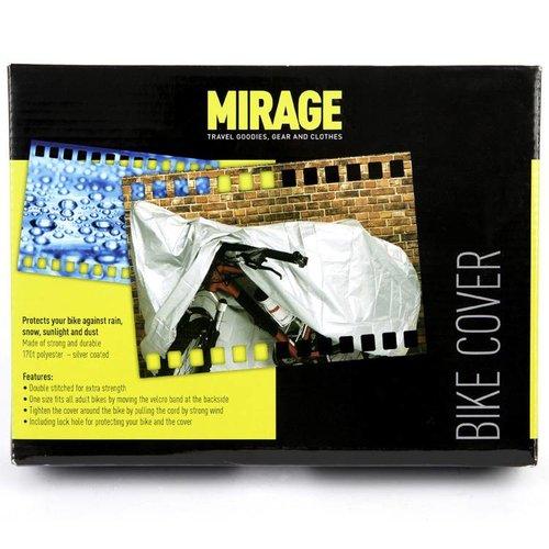 Mirage fietsbeschermhoes uni