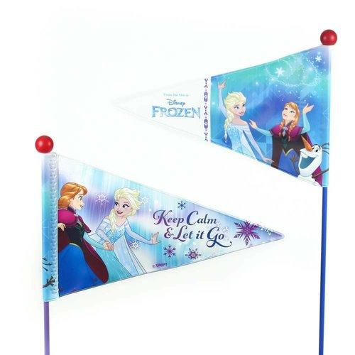 Widek vlag Frozen deelbaar