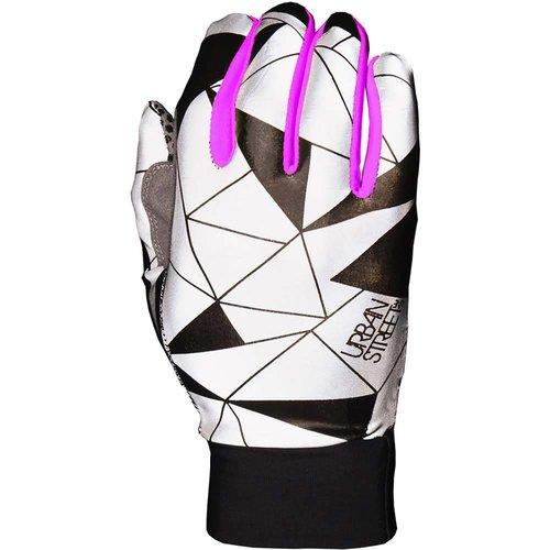 Wowow Dark Gloves Urban S roze