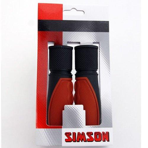 Simson Simson handvat Lifestyle bruin/zwart