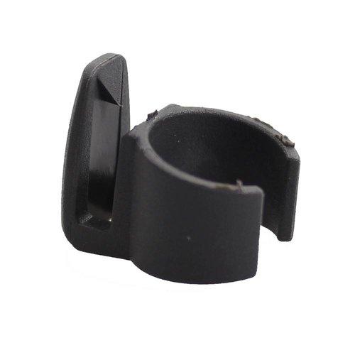 Hesling jasbeschermer clip ks 16mm grijs