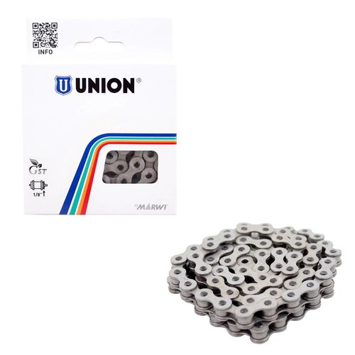 Union  Union ketting 1/2x1/8 anti roest