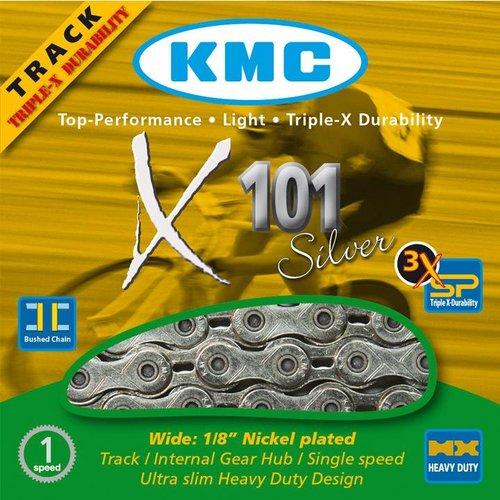 KMC KMC ketting X101 NPx 1/8 BMX