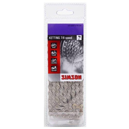 Simson Simson ketting 7/8v