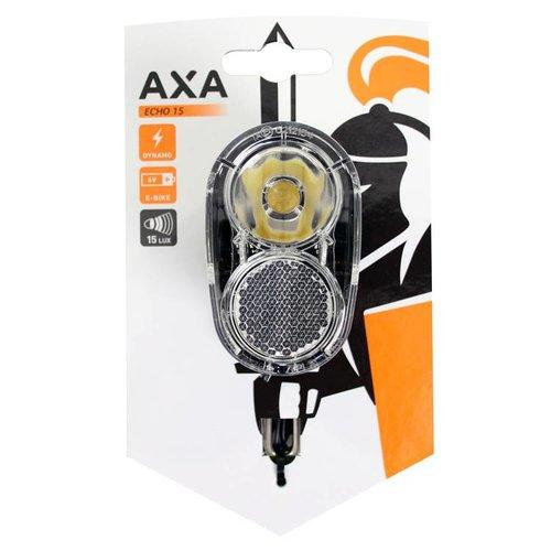AXA Axa koplamp Echo Led 15 Lux aan/uit