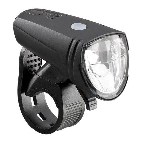 AXA Axa koplamp Greenline 15 Lux Usb