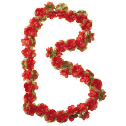 Basil Basil bloemslinger rood