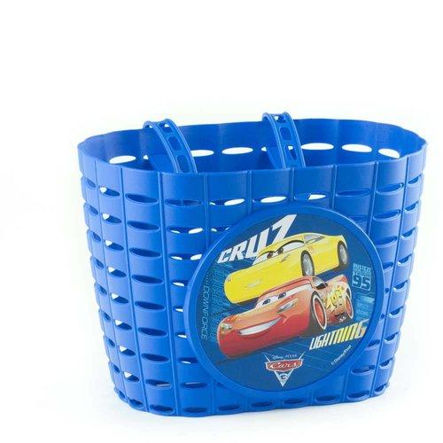 Widek fietsmandje Cars 3 hemelsblauw