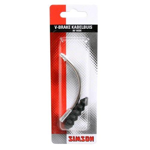 Simson Simson v-brake kabelbocht 90gr