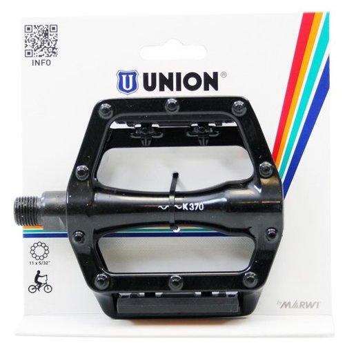 Union  Union pedalen 102 BMX 9/16 zwart
