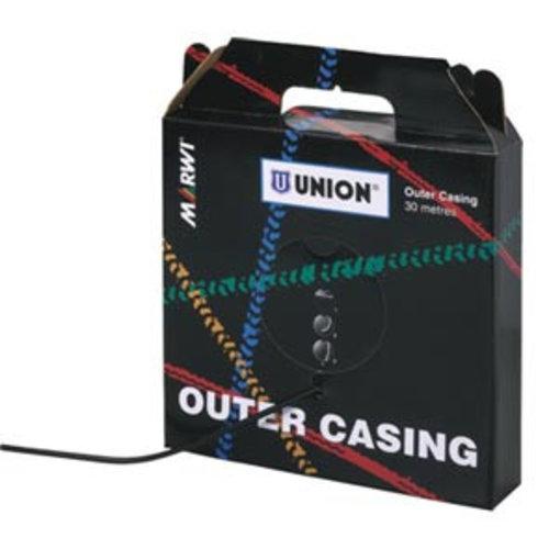 Union  Union rol rem buitenkabel 5mm zwart