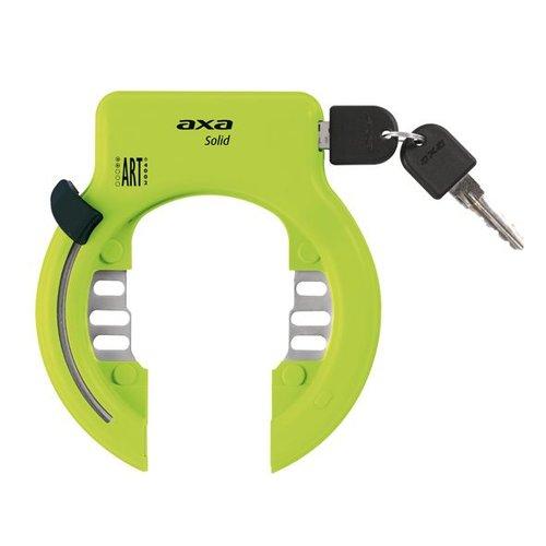 AXA Axa ringslot Solid XL groen