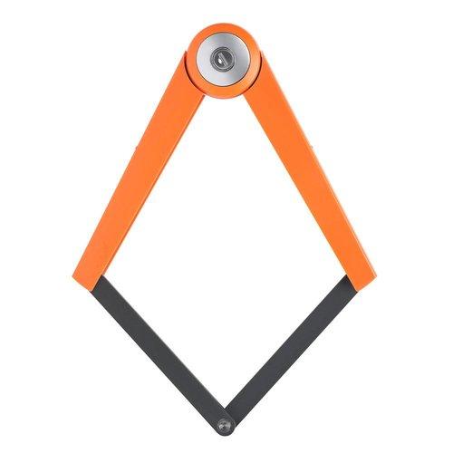 AXA Axa vouwslot Toucan 80cm oranje