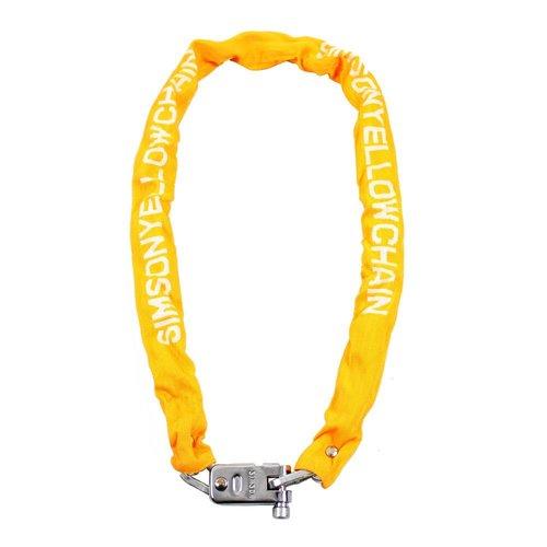 Simson Simson kettingslot Yellow chain 7x120