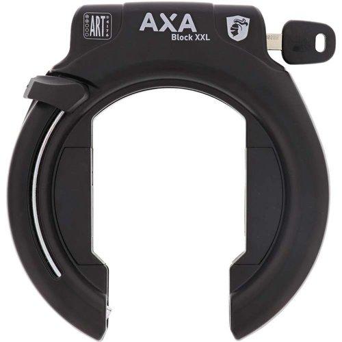 AXA Axa ringslot Block XXL zwart