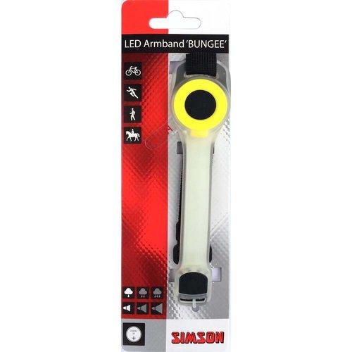 Simson Simson reflectie armband Bungee led