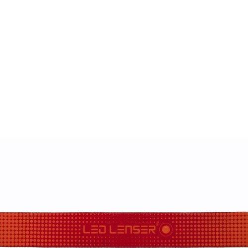 Ledlenser Ledlenser hoofdband voor B3/B5 rood